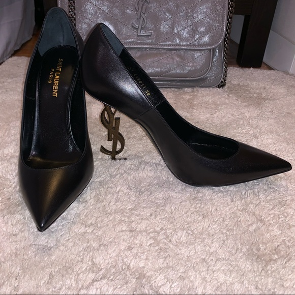 Saint Laurent Shoes - Saint Lauren opyum 110 pump size38